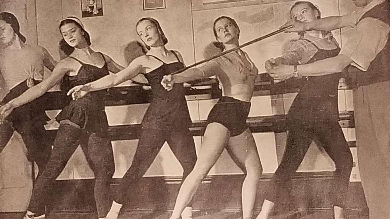 Балетная студия Бориса Волкова